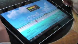 Resea de la Samsung Galaxy Tab 10,1