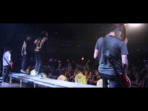 We Came As Romans Glad You Came Live (from the Present Future...