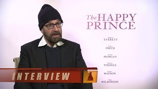 Interview with Rupert Everett on 'The Happy Prince'