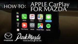 How to Use Apple CarPlay - 2019 Mazda CX-3 GT - Park Mazda