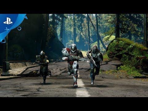Destiny 2 – Free Trial Trailer | PS4