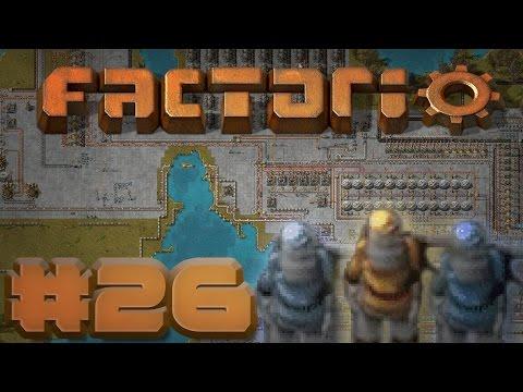 Factorio #26 Aufrüstung des Grenzmauern | Porkchop Media