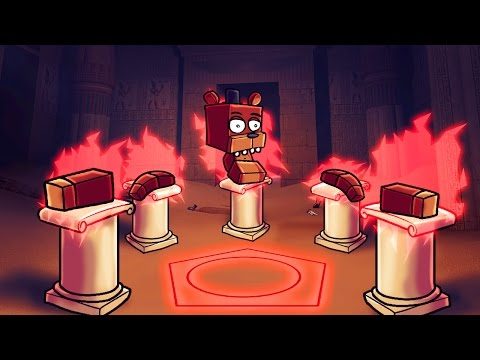 Minecraft FNAF - How to Summon a FNAF Animatronic! (Five Nights at Freddy's)