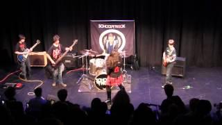 Soundgarden - Spoonman - Seattle School of Rock featuring Matt Cameron