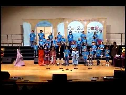 The Perfect Gift—small to mid-size choir performance