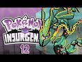 Pokemon Insurgence Part 12 MEGA RAYQUAZA WHAT! Pokemon Fan Game Gameplay Walkthrough