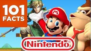 Download Lagu 101 Facts About Nintendo Gratis STAFABAND