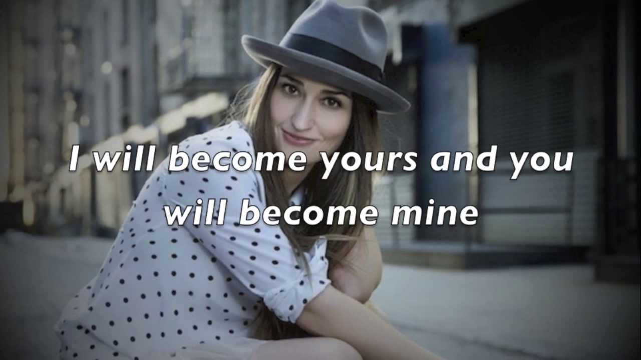 Sarah Pachelli Sara Bareilles - I Choose You