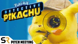 Detective Pikachu Pitch Meeting