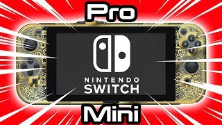 Nintendo Switch Mini 2019? Switch Pro in 2020?
