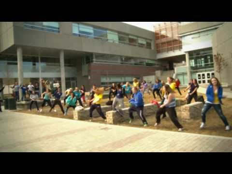UBC Okanagan Campus LipDub - MIKA, We Are Young [Official]