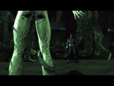 Бэтмен против Ядовитого Плюща ► Batman: Return to Arkham на PS4 (Asylum)