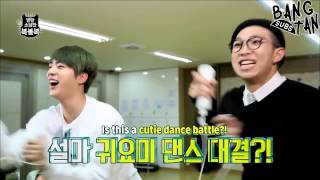 [ENG] 150530 [BTS in NAVER STAR CAST] BTS' Lucky Draw - EP 2 (Video Game)