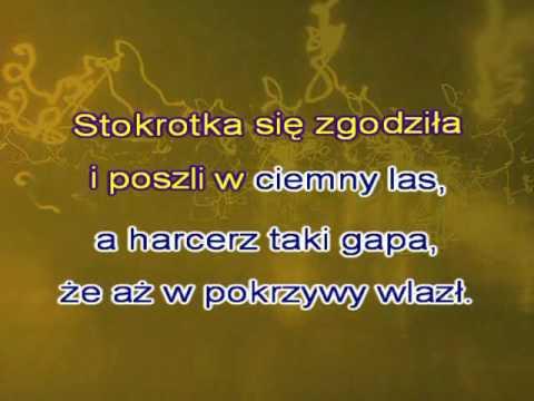 Karaoke Dla Dzieci - Gdzie Strumyk Plynie Z Wolna And Glory Glory Alleluja ( Mix )