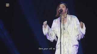 【張靚穎2018巡演-南京站】Jane Zhang - All of me (DV/字幕 by 小小)
