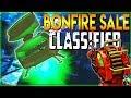 BO4 CLASSIFIED BONFIRE SALE HOW TO GET A BONFIRE SALE IN BLACK OPS 4 ZOMBIES mp3