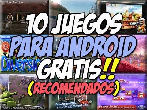 TOP 10 juegos para android RECOMENDADOS   Hills of Glory 3D - Happy Tech