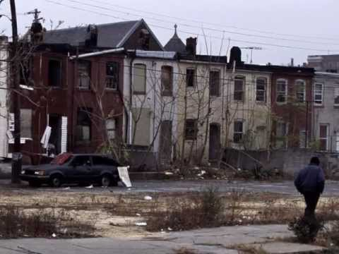 St. Louis vs New Orleans vs Detroit vs Baltimore Ghetto Areas