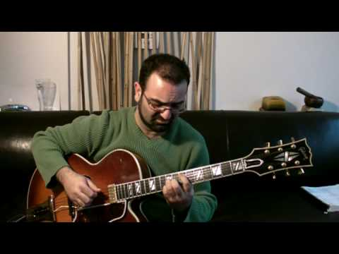 If You Could See Me Now fingerstyle jazz guitar
