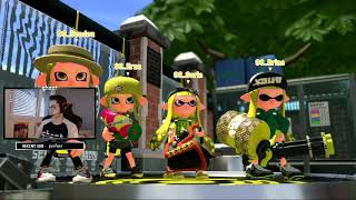 Splatoon 2 - Platinum Cup 5 Qualifier: Ghost Gaming vs. BackSquids (Grand finals)