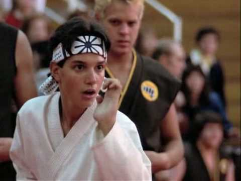 Joe Esposito - Youre The Best Around Karate Kid