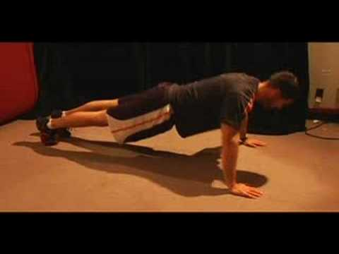 Homeworkout Pushups