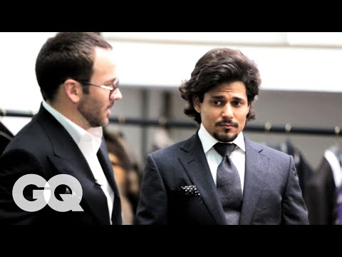 Dressing for the Job You Want, Not the One You Have - GQ's Project Upgrade with Tom Ford