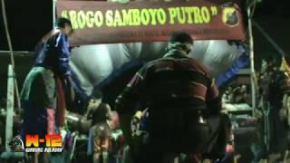 Rogo Samboyo Putro Lagu Jaranan Rijik 1289 Tresno Kepenggak Morotuwo