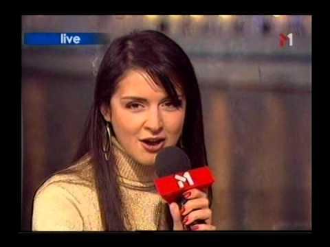 Ани Лорак - Интервью (Таврийские игры 2006)
