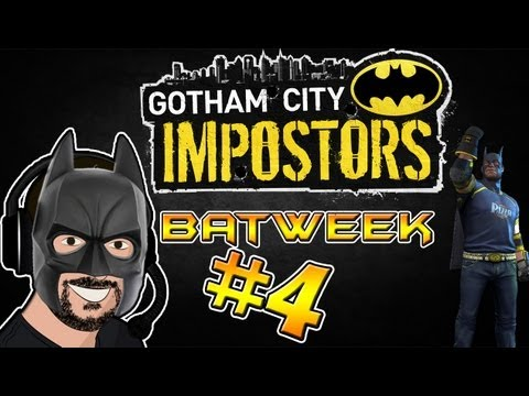 BatWeek #4 - Review Gotham City Impostors PT-BR