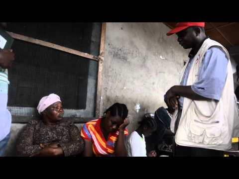 Liberia- One year on Ebola response