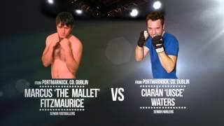 Naomh Mearnóg GAA Club Presents - White Collar Boxing