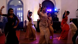 Wedding Dance Act by Bride & Friends