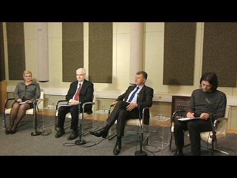 Croatia: Economic crisis key issue in presidential vote