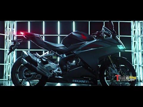 All New Honda CBR250RR Total Control
