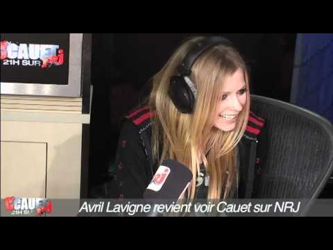 Avril Lavigne Revient Voir Cauet - C'cauet Sur Nrj video