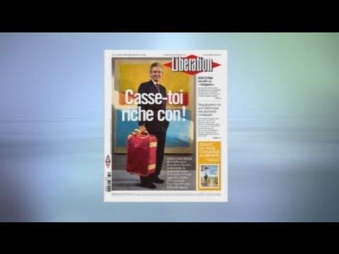 El millonario francés, Bernard Arnault, denuncia al periódico Liberation por injurias