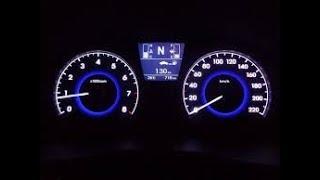 Hyundai Solaris приборная панель, свет, кондиционер, магнитола, омыватели стекол