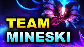 MINESKI vs TEAM TEAM - Winners Bracket - ESL ONE MUMBAI 2019 DOTA 2