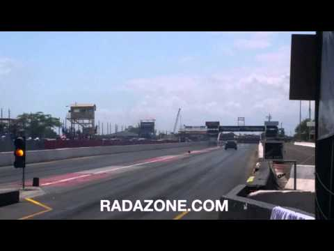 GTR Ubi Salinas  Speedway PR 2015