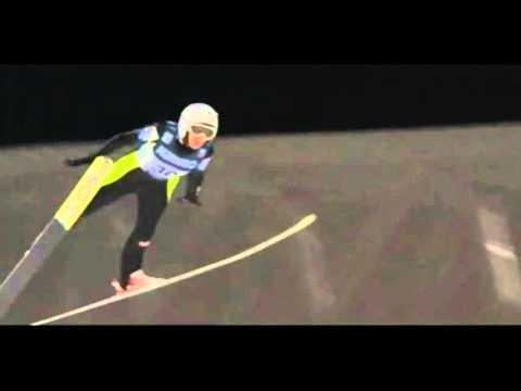 Ski jumping World Cup 2016 Ladies. Oslo Daniela Iraschko-stolz