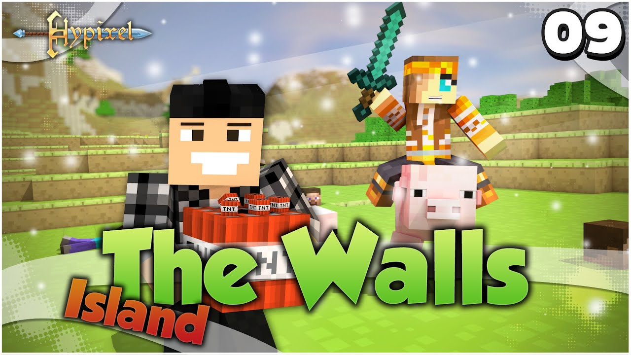 THE WALLS! (ft. Furious_Jumper) #09