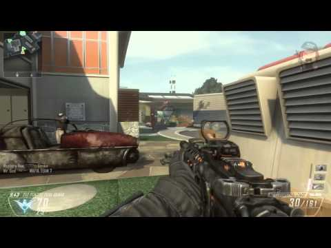 Call of Duty Black Ops 2 | M27 GAMEPLAY
