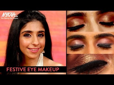 3 Festive Eye Makeup Looks For Indian Occasions with Lakmé