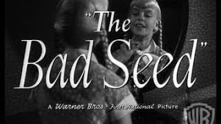 The Bad Seed (1956) - Official Trailer