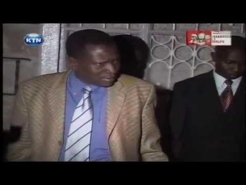 Jaramandia la uhalifu  : Jambazi sugu Matheri