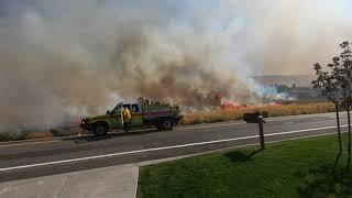 South Kennewick Fire 8-11-18 Part 2