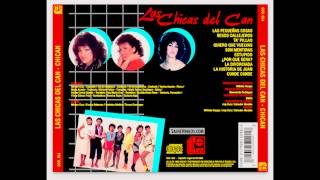 LAS CHICAS DEL CAN EXITOS MENDLEY MIX (MERENGUE CLASICO)