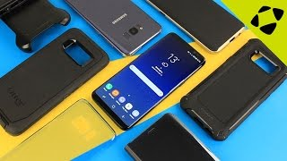 Top 5 Samsung Galaxy S8 Cases and Covers