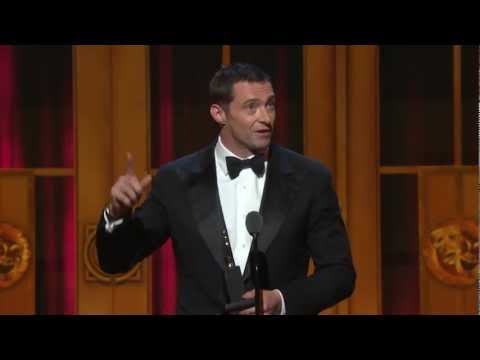Acceptance Speech: Hugh Jackman (2012)